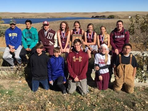 Region Cross Country Results